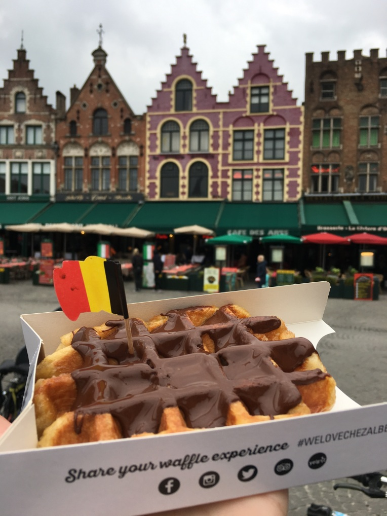 So much Belgium in one photo