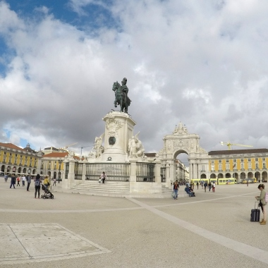 Commerce Square (Praça do Comercio)