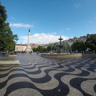 Rossio Square (Praça do Rossio)