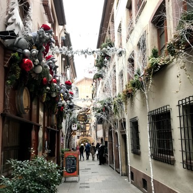 Decorated street