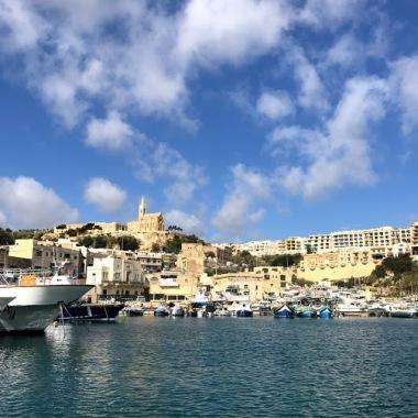 Gozo harbor