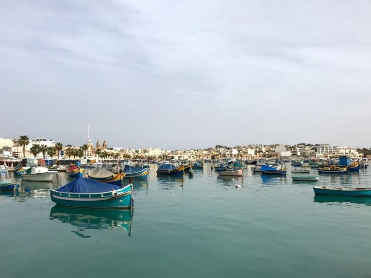 Marina at Marsaxlokk