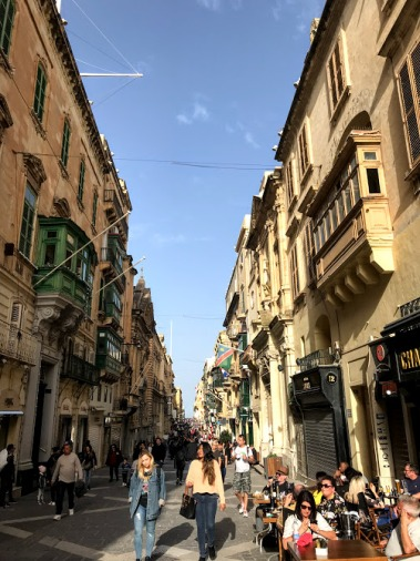 Pedestrian-friendly streets!