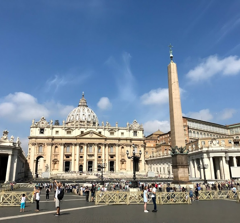 Saint Peter's Square and Basilica