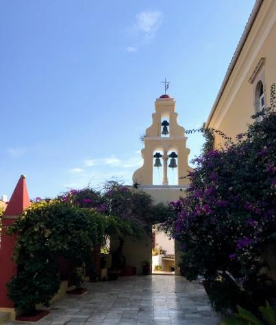 Pretty Greek architecture