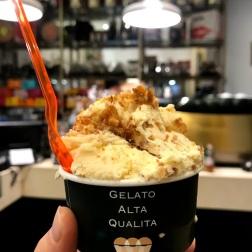 Baklava gelato
