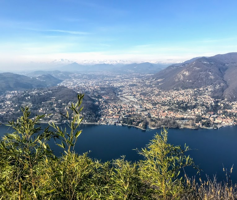 View from Brunate