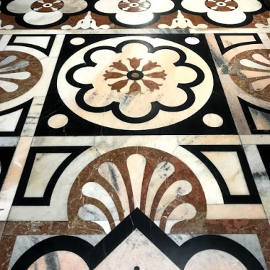 Beautiful Duomo floors