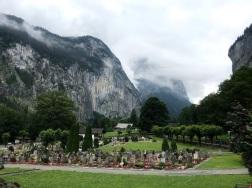 World's most scenic graveyard